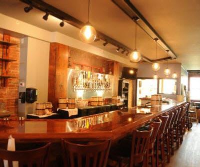 The Malted Barley Bar
